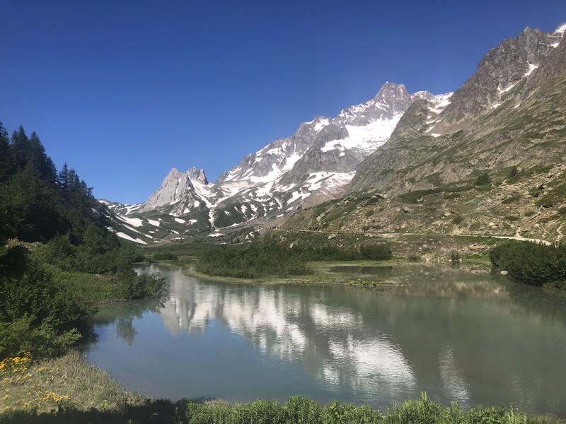 monte bianco dal rifugio gonella via normale italiana alpinismo guide alpine proup (53)