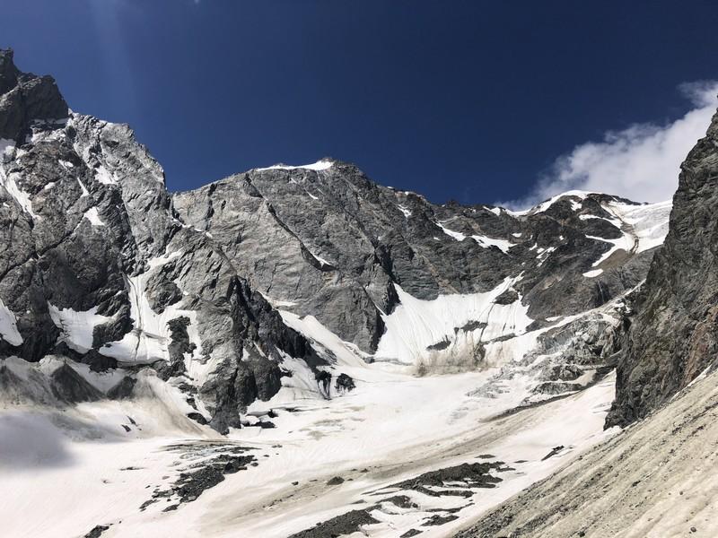 monte bianco dal rifugio gonella via normale italiana alpinismo guide alpine proup (59)