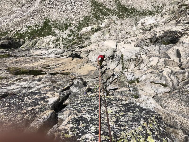 poncione di maniò arrampicata vie lunghe multipitche guide alpine proup (3)
