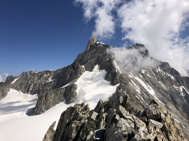 traversata aiguille marbrees guide alpine proup alpinismo arrampicata (13)