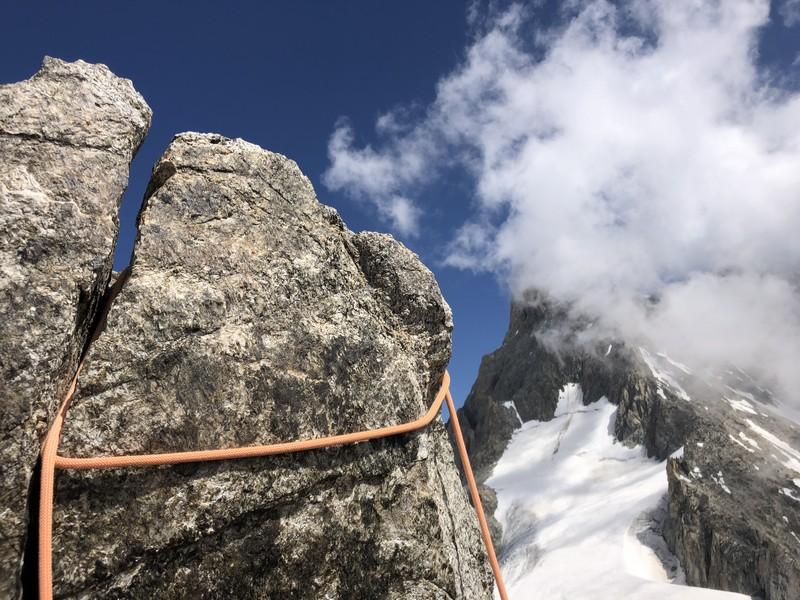 traversata aiguille marbrees guide alpine proup alpinismo arrampicata (16)