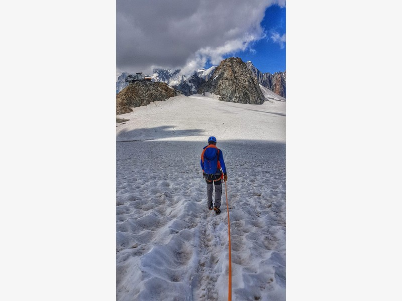 traversata aiguille marbrees guide alpine proup alpinismo arrampicata (2)