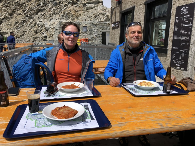 traversata aiguille marbrees guide alpine proup alpinismo arrampicata (24)