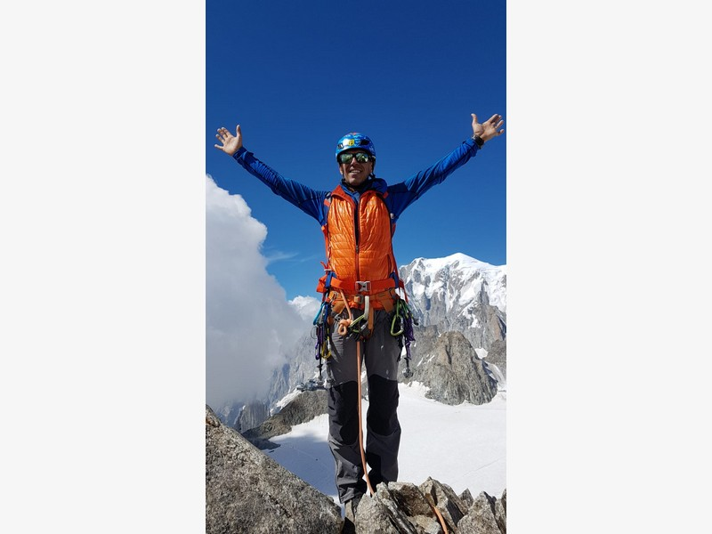 traversata aiguille marbrees guide alpine proup alpinismo arrampicata (27)