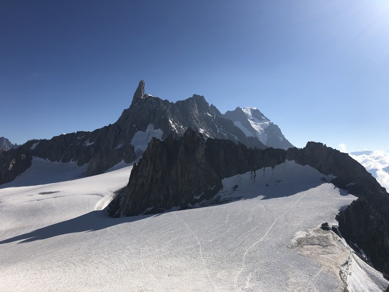 traversata aiguille marbrees guide alpine proup alpinismo arrampicata (4)