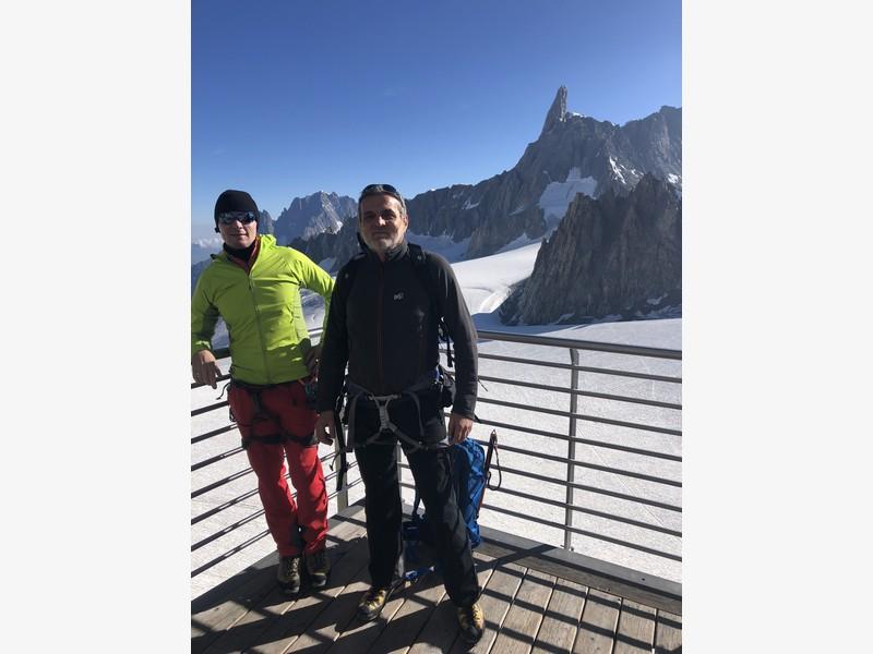 traversata aiguille marbrees guide alpine proup alpinismo arrampicata (5)