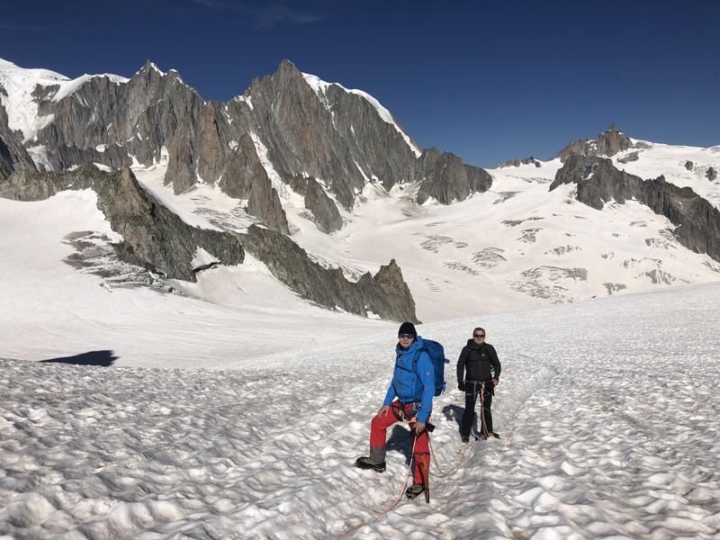 traversata aiguille marbrees guide alpine proup alpinismo arrampicata (7)