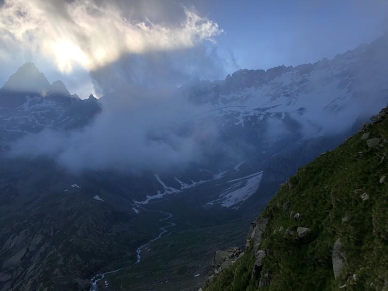 val masino guide alpine proup arrampicata