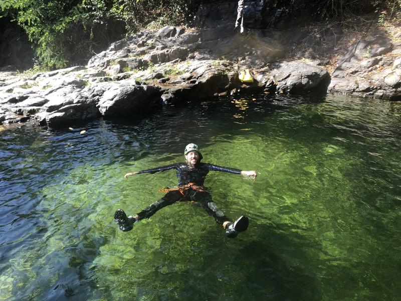 canyoning rio del ponte premosello guide alpine proup (22)