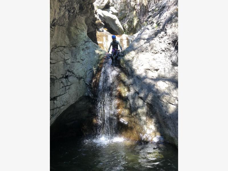 canyoning rio del ponte premosello guide alpine proup (5)