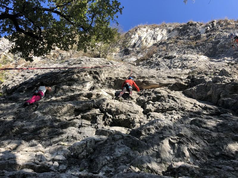 arrampicata guide alpine proup varese falesia sangiano (2)