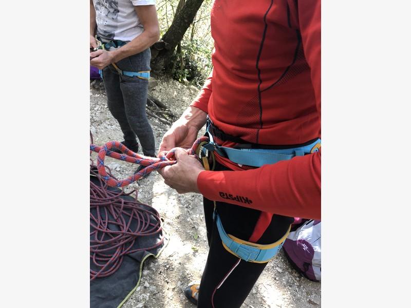 arrampicata guide alpine proup varese falesia sangiano (4)