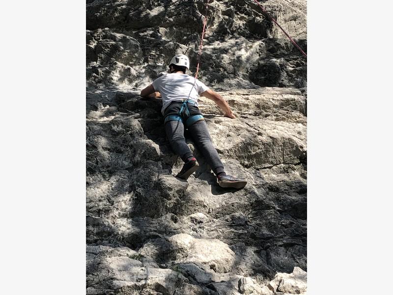 arrampicata guide alpine proup varese falesia sangiano (6)