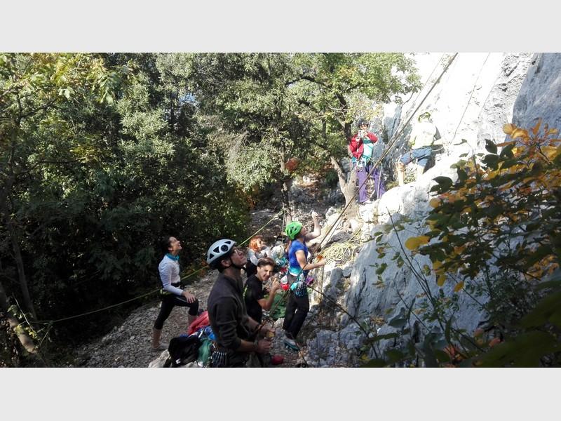 arrampicata guide alpine proup varese falesie arco 1