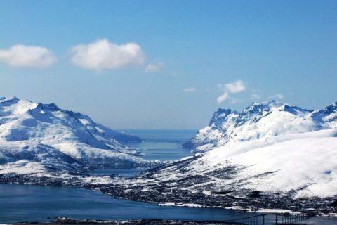 Viaggio Scialp e Split Norvegia Mar 2019
