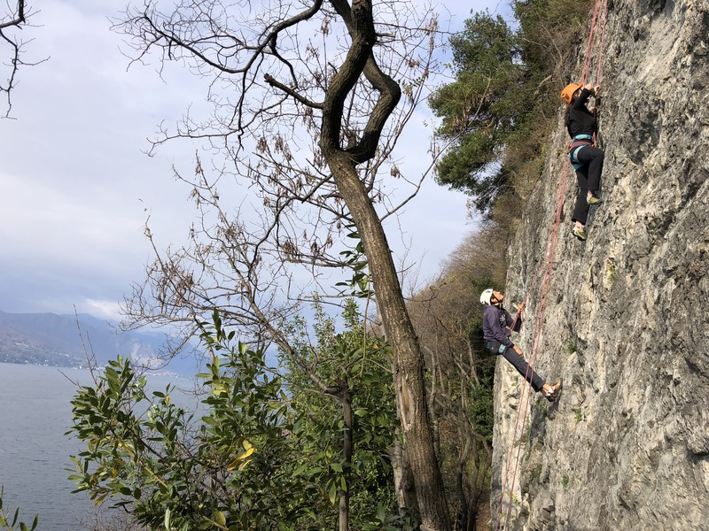arrampicata falesia santa caterina guide alpine proup (12)