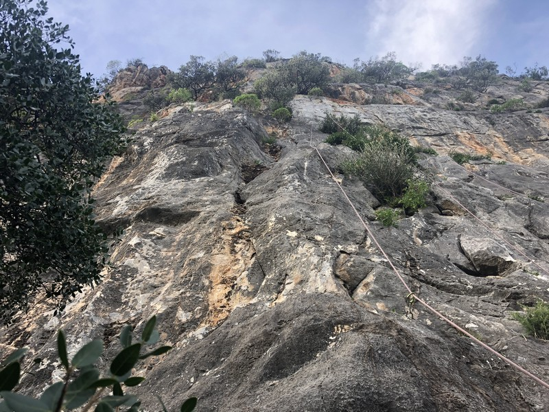 chinatown arrampicata sardegna guide alpine proup (22)