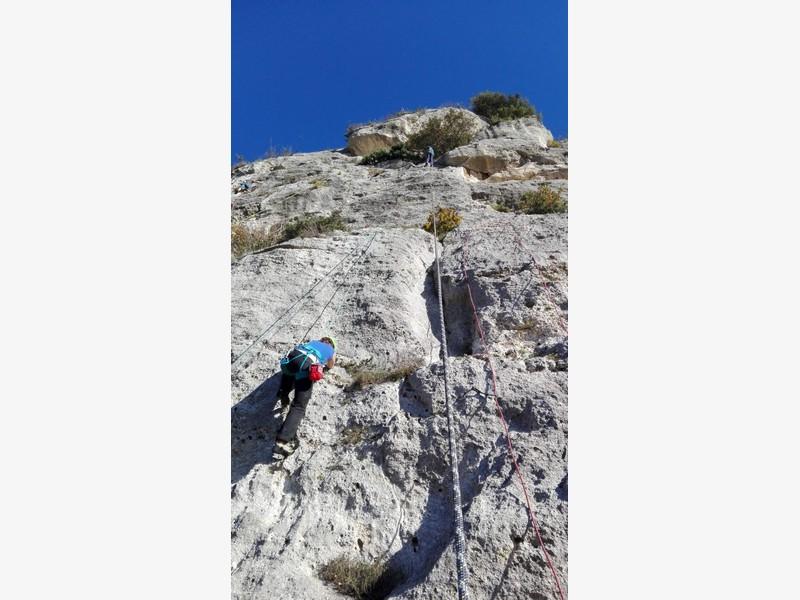 finale ligure arrampicata guide alpine proup 100 corde falesia 3 porcellini (1)