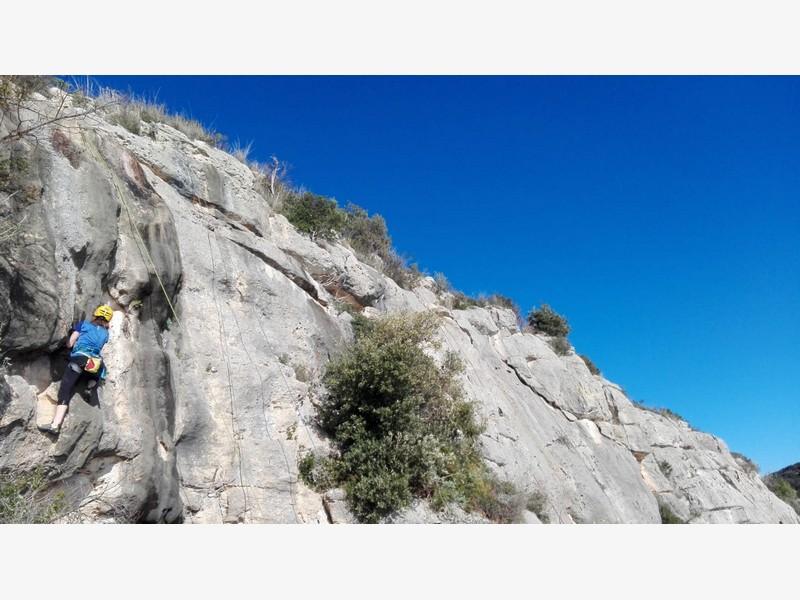 finale ligure arrampicata guide alpine proup 100 corde falesia 3 porcellini (16)