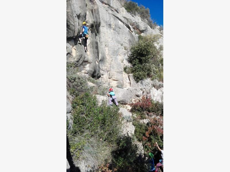 finale ligure arrampicata guide alpine proup 100 corde falesia 3 porcellini (17)