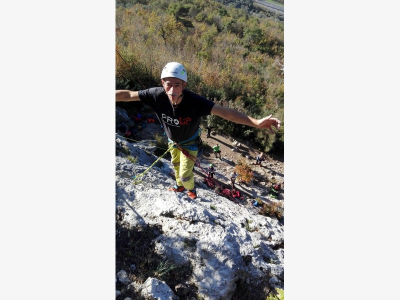 finale ligure arrampicata guide alpine proup 100 corde falesia 3 porcellini (18)