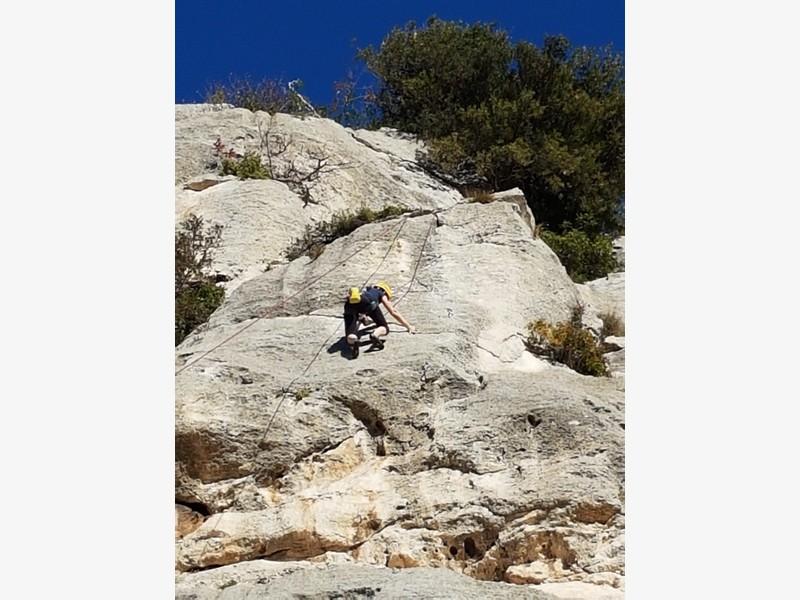 finale ligure arrampicata guide alpine proup 100 corde falesia 3 porcellini (7)