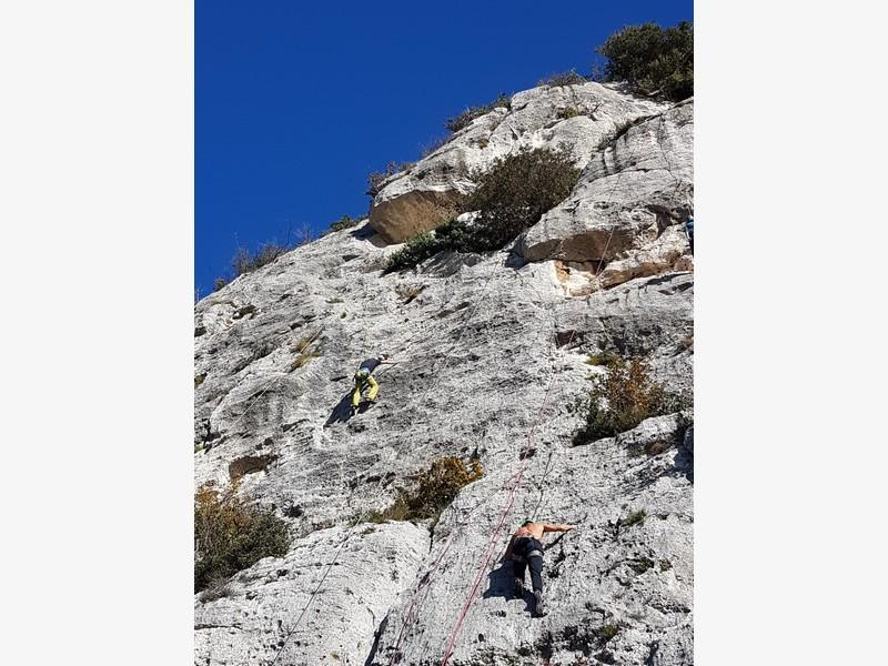 finale ligure arrampicata guide alpine proup 100 corde falesia 3 porcellini (8)