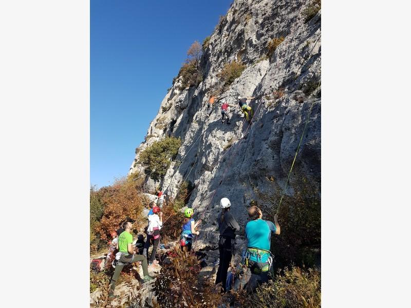 finale ligure arrampicata guide alpine proup 100 corde falesia 3 porcellini (9)