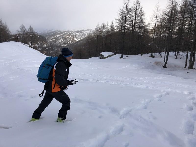 guide alpine proup scialpinismo alpe devero autosoccorso in valanga (10)
