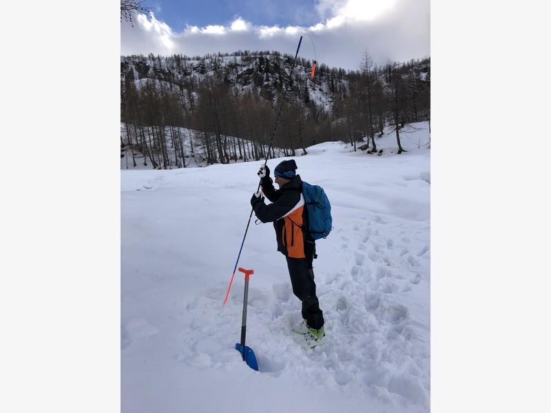 guide alpine proup scialpinismo alpe devero autosoccorso in valanga (14)