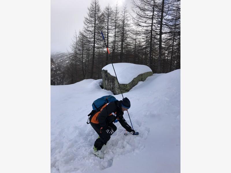 guide alpine proup scialpinismo alpe devero autosoccorso in valanga (15)