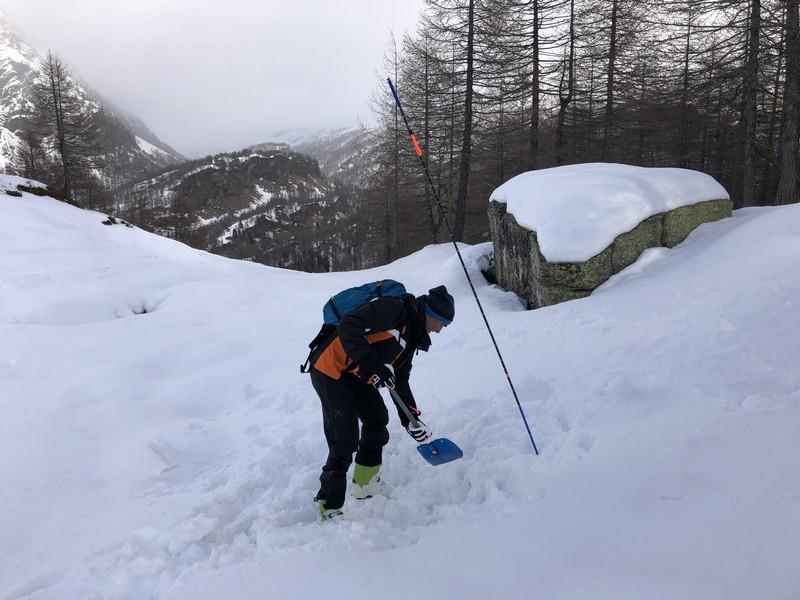 guide alpine proup scialpinismo alpe devero autosoccorso in valanga (16)