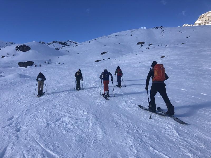 Stage splitboard vaklke aosta arp veille guide alpine proup (11)
