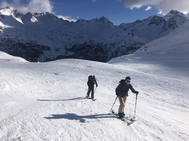Stage splitboard vaklke aosta arp veille guide alpine proup (15)
