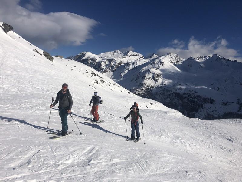 Stage splitboard vaklke aosta arp veille guide alpine proup (16)