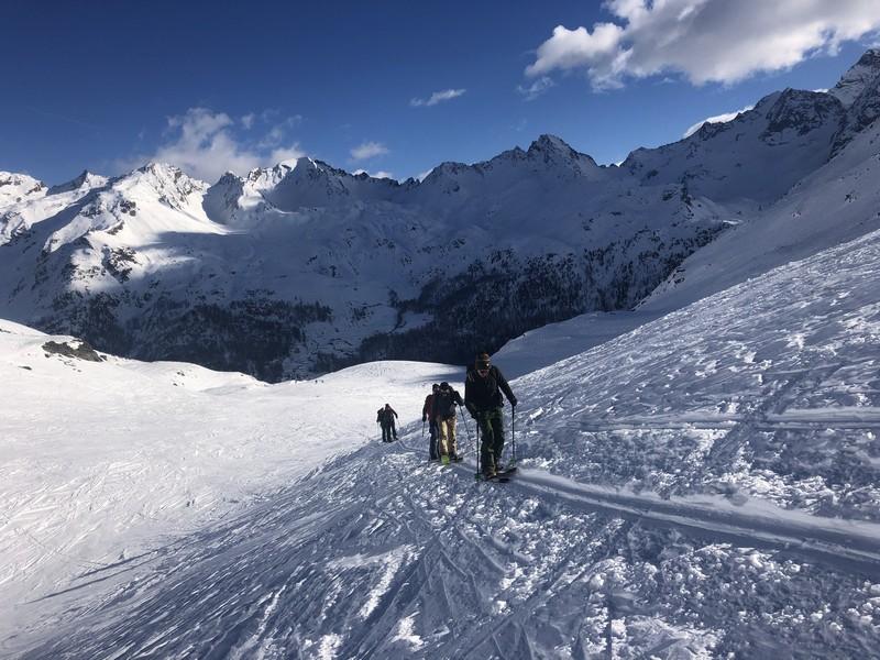 Stage splitboard vaklke aosta arp veille guide alpine proup (18)