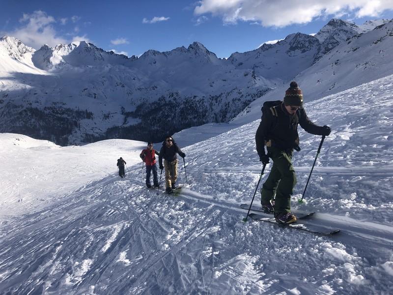 Stage splitboard vaklke aosta arp veille guide alpine proup (19)