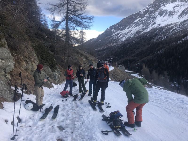 Stage splitboard vaklke aosta arp veille guide alpine proup (2)
