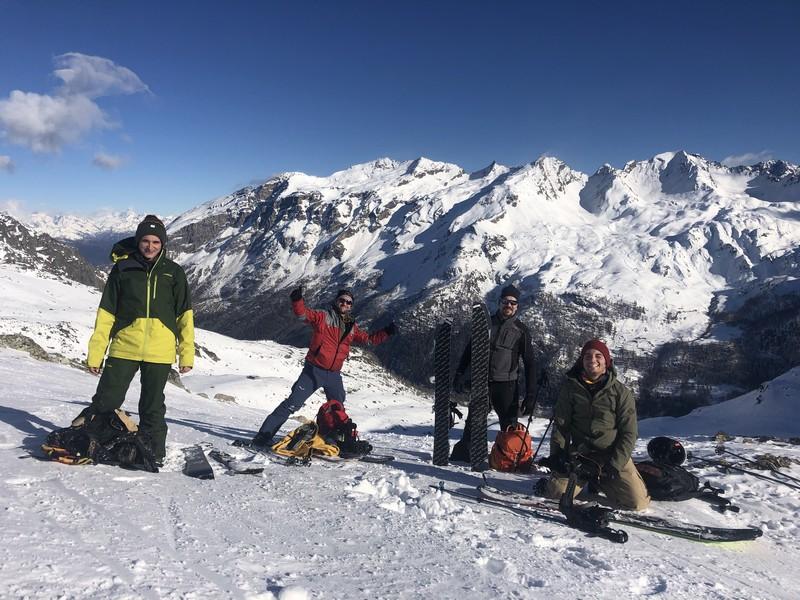 Stage splitboard vaklke aosta arp veille guide alpine proup (22)