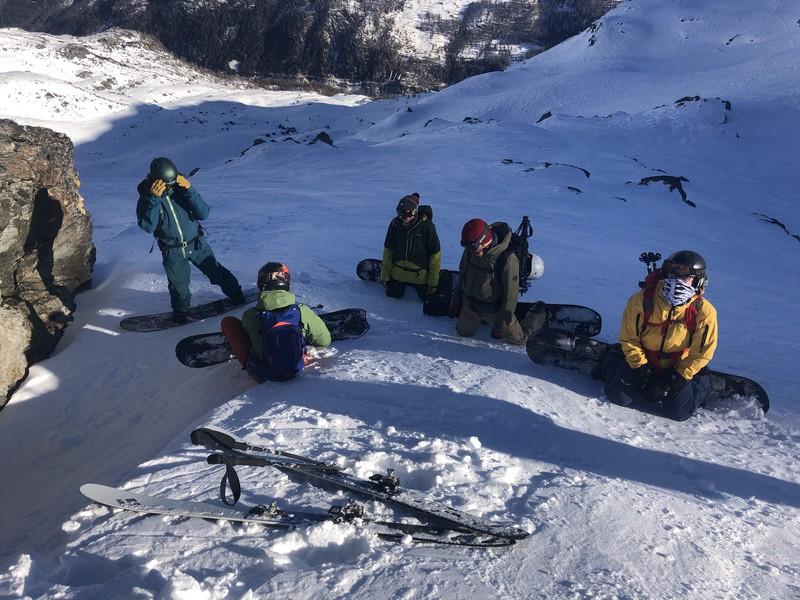 Stage splitboard vaklke aosta arp veille guide alpine proup (24)
