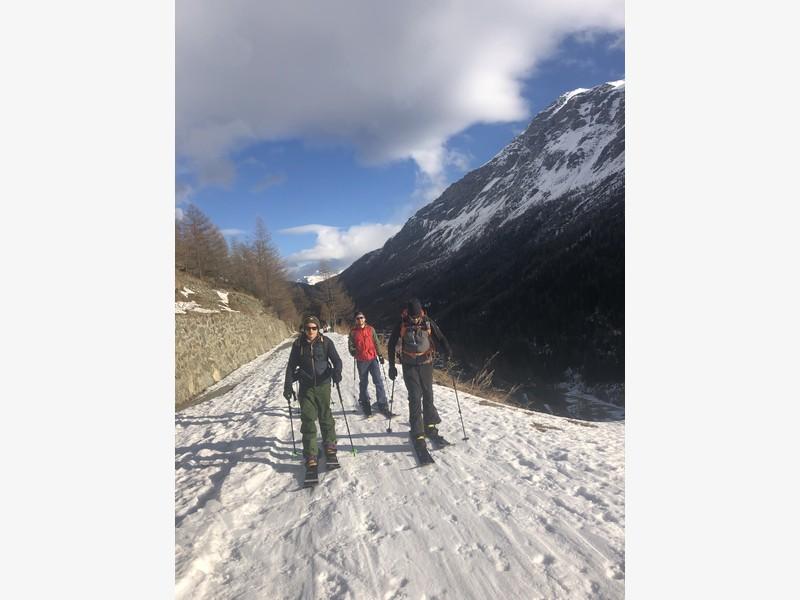 Stage splitboard vaklke aosta arp veille guide alpine proup (3)