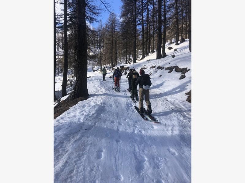Stage splitboard vaklke aosta arp veille guide alpine proup (4)