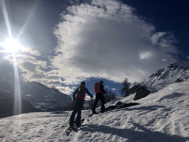 Stage splitboard vaklke aosta arp veille guide alpine proup (6)