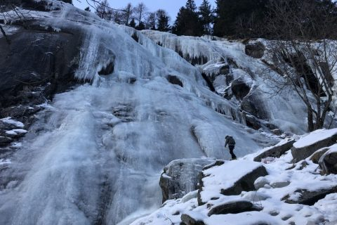 Ice Climbing Day Giornata Test