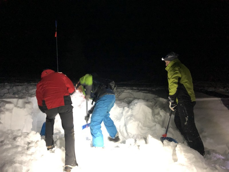 camp ortovox night guide alpine proup (24)