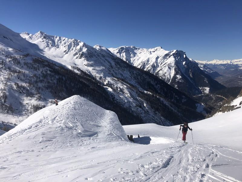 punta del rebbio scialpinismo guide alpine proup (10)