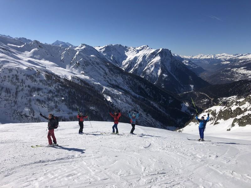 punta del rebbio scialpinismo guide alpine proup (27)