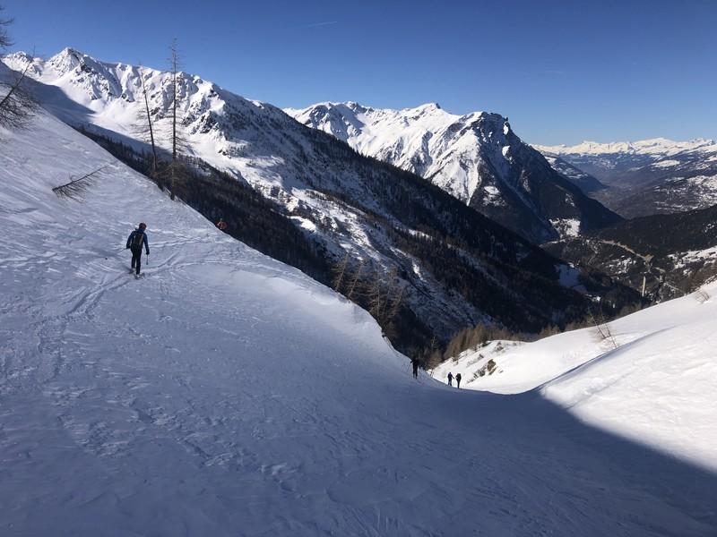 punta del rebbio scialpinismo guide alpine proup (7)