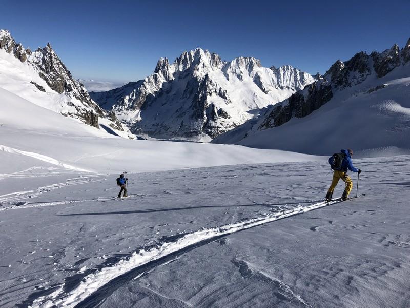 tour des periades monte bianco scialpinismo guide alpine proup (3)
