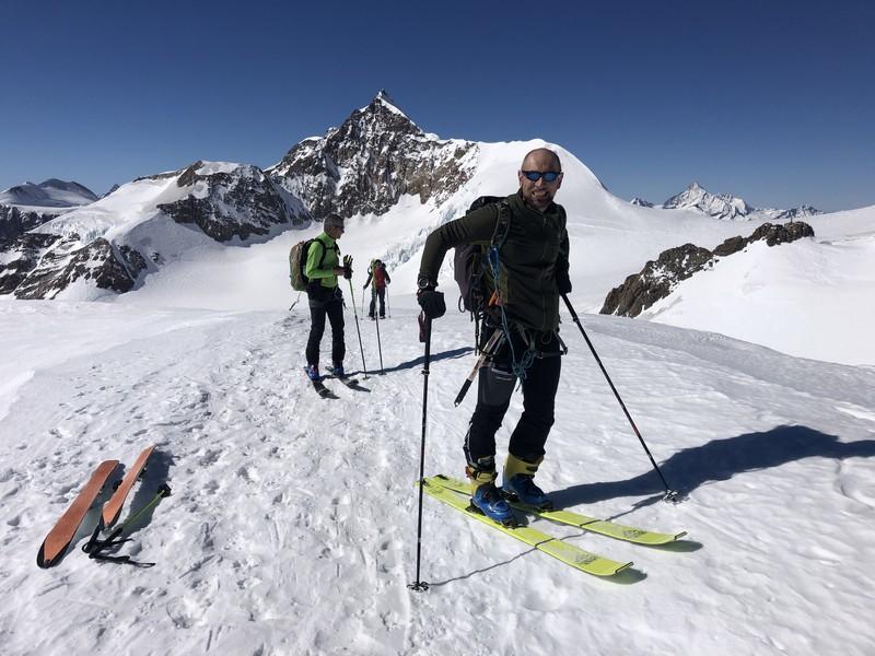 piramide vincent scialpinismo monte rosa guide alpine proup (11)